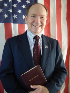 Don Pinson, founder of Heritage Ministries of Kentucky
