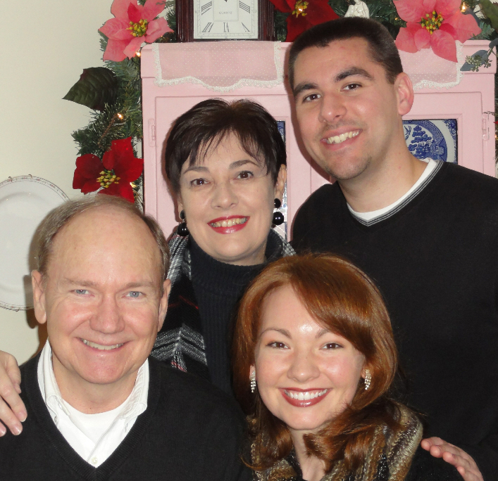 Merry Christmas From The Pinsons!